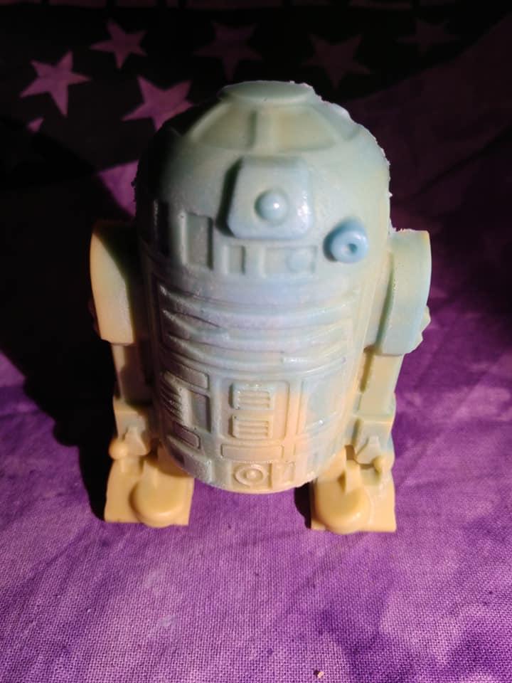 SW - R2-D2 Soap