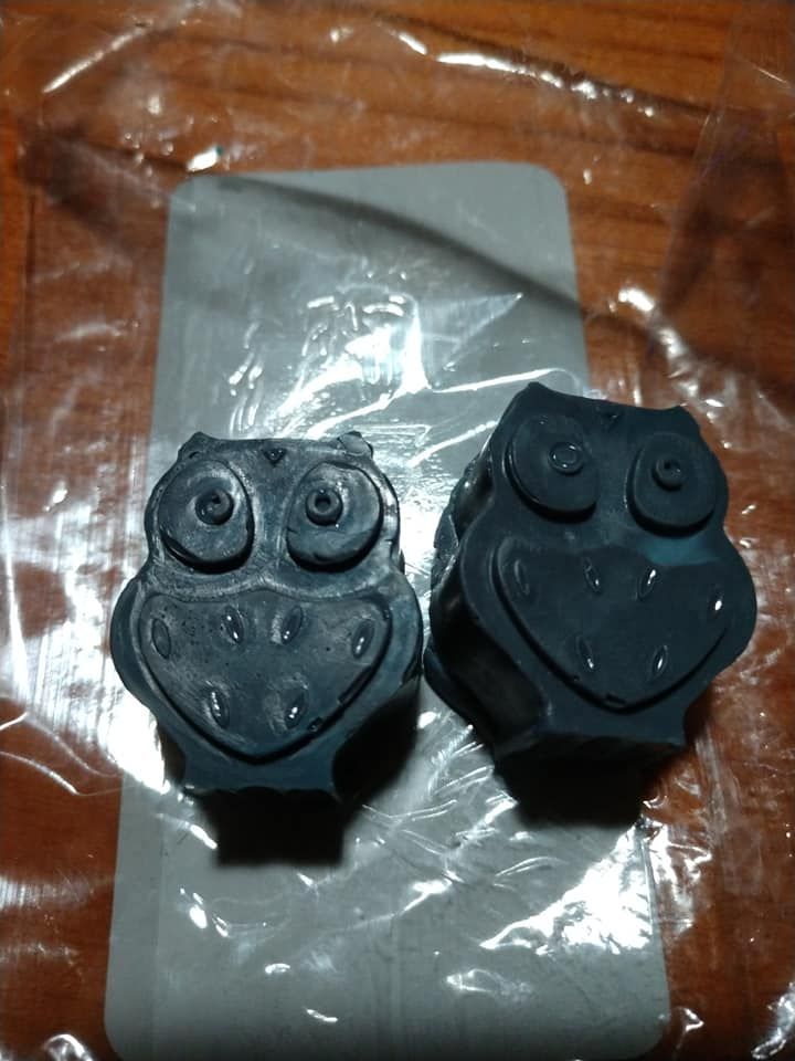 AC - Pair Owl Soaps