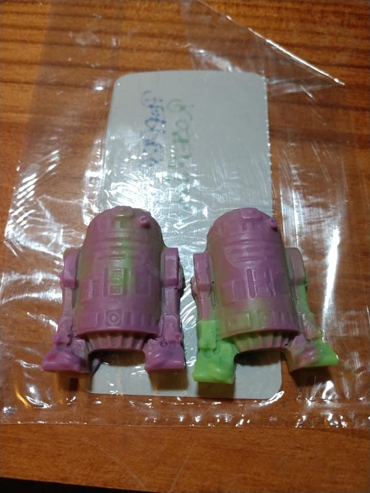 SW - Pair R2-D2 Soaps