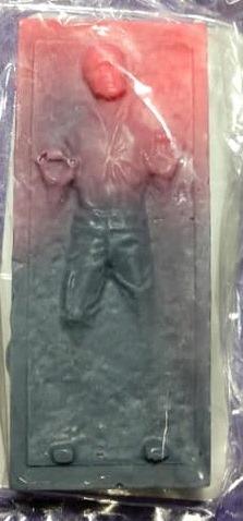 SW - Frozen Han Solo Soap