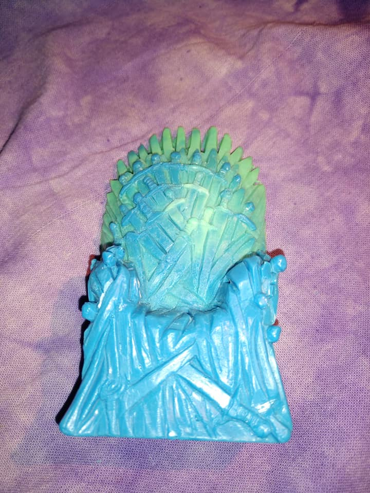 DC - Iron Throne Soap