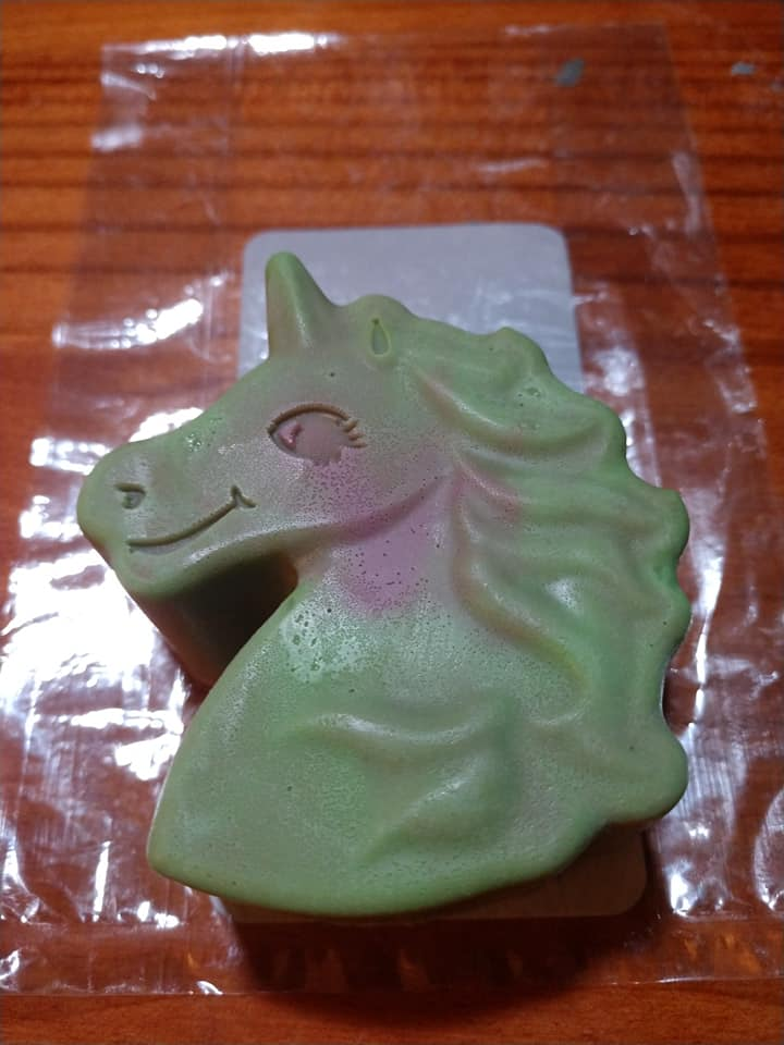 FC - Unicorn Head Soap