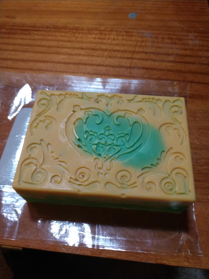 BC - Heart Bar Soap