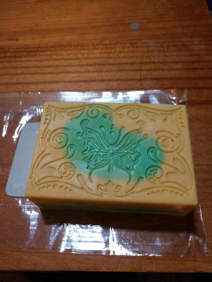 BC - Flutterby Bar Soap