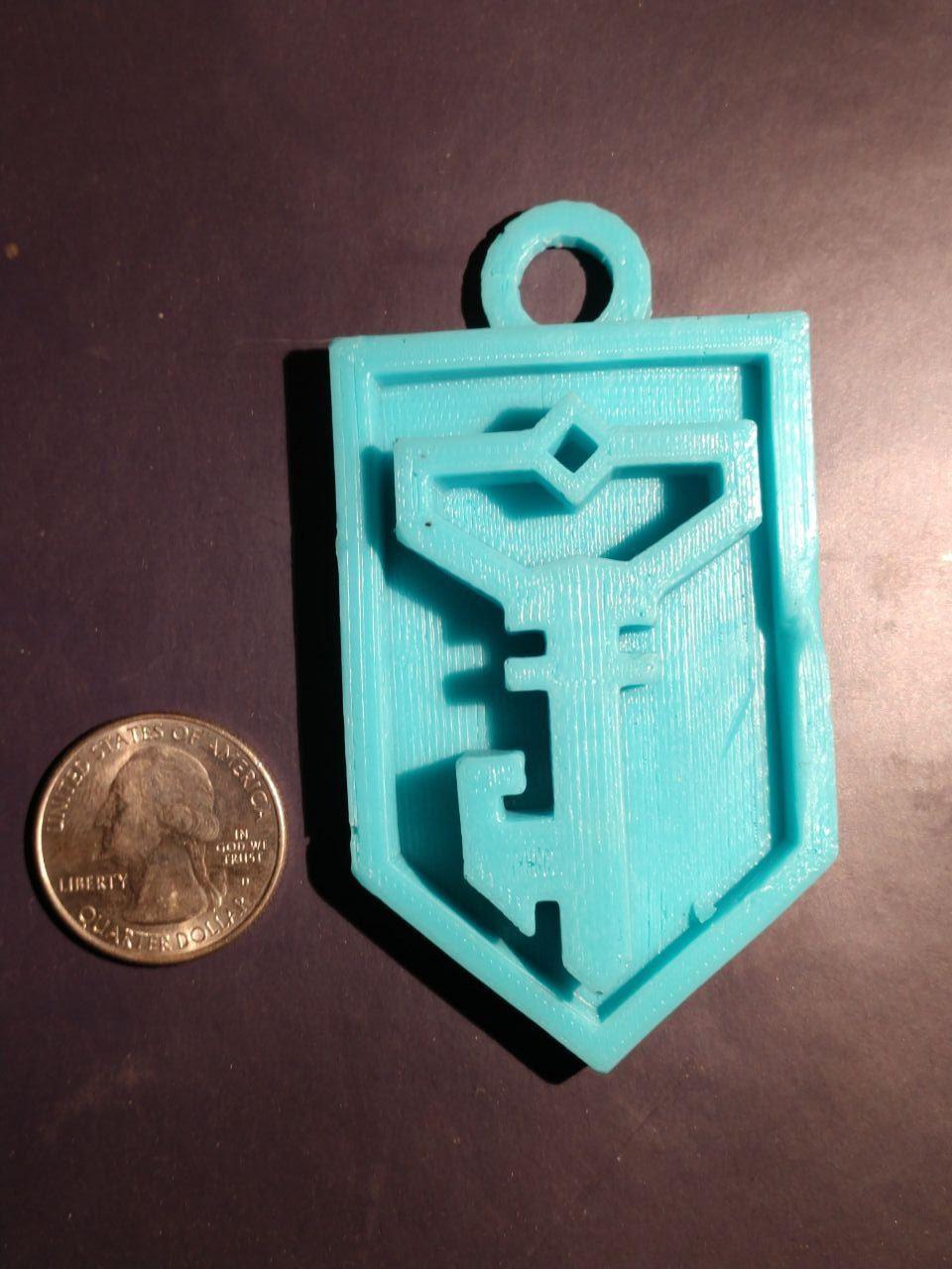 IC - Small Ingress Resistance Key Logo
