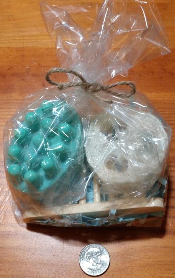 MC - Massage Bar Soap Gift Set #2