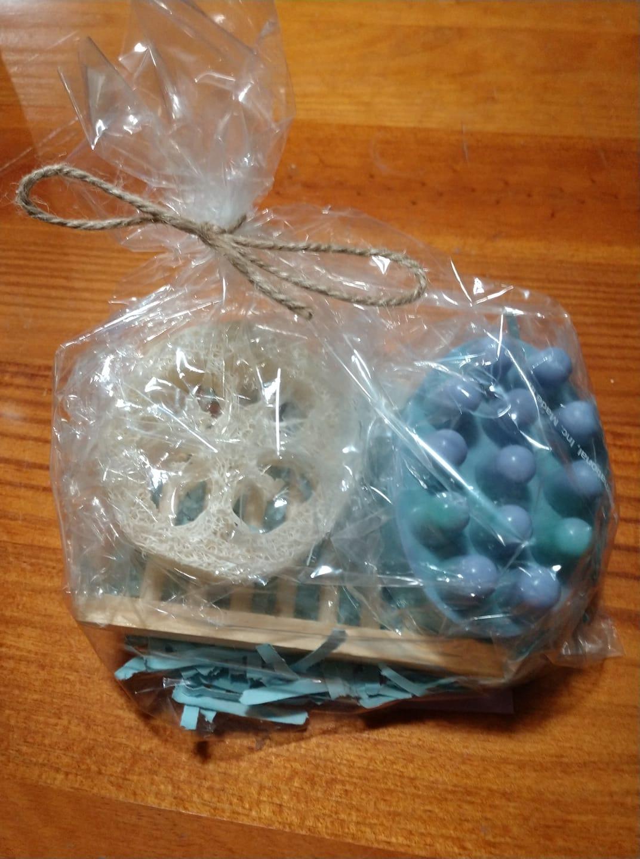 MC - Massage Bar Soap Gift Set #3