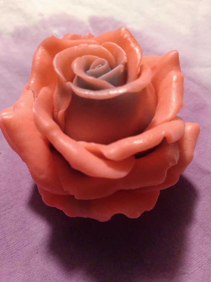 NC - Rose Soap